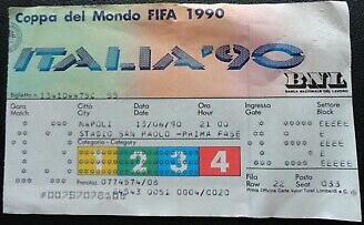 Biglietto-Ticket-Mondiali-Italia-90-Argentina-Urss-Napoli-13-06-1990